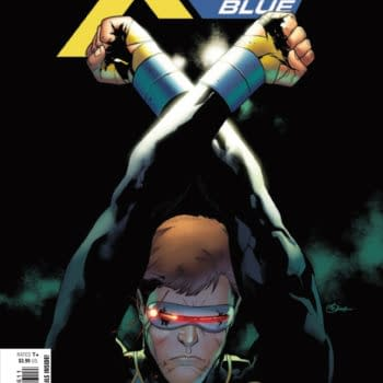 At the End of X-Men Blue, the X-Men Return to the Beginning (Preview)