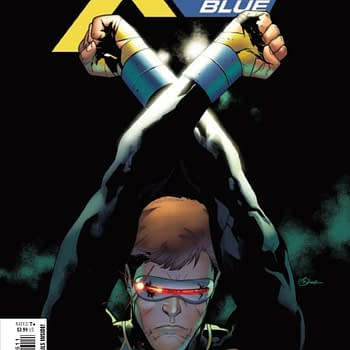 At the End of X-Men Blue the X-Men Return to the Beginning (Preview)