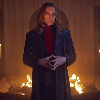 The Antichrist Comes A-Callin' in American Horror Story: Apocalypse s08e01 'The End' (REVIEW)