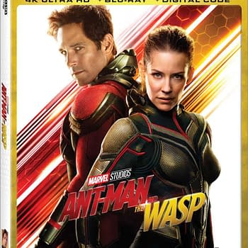 Heres What Were Getting on Ant-Man and The Wasp Blu-Ray DVD