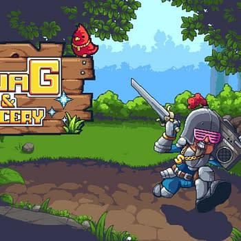 Swag &#038 Sorcery is the RPG Sim for People Who Hate RPGs