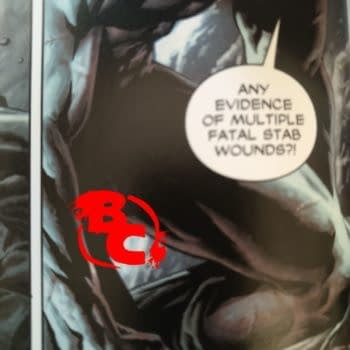 Bleeding Cool Brings You Batman's Penis In All Its Batglory From Batman: Damned #1