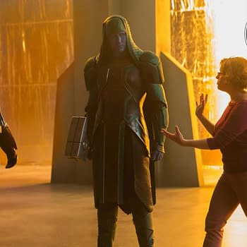 10 Photos from 'Captain Marvel': Skrull, Mar-Vell, and Ronan