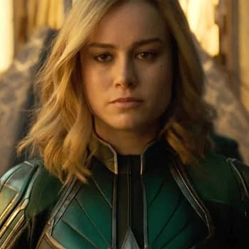 Captain Marvel Footage is Coming During the College Football Playoff National Championship