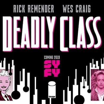 Its Deadly Class Picture Day for Syfys Rick Remender/Wes Craig Comic Book Series Adaptation