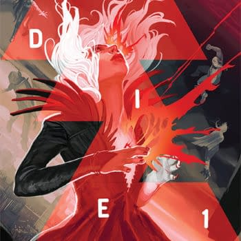 Image Gets in on Some of That D&D Action with Die, a New Comic by Kieron Gillen and Stephanie Hans