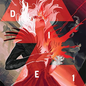 Image Gets in on Some of That D&#038D Action with Die a New Comic by Kieron Gillen and Stephanie Hans