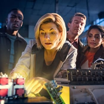 Doctor Who's Lucky Number Thirteen: U.S. Ratings Rise 20% Over Previous Series