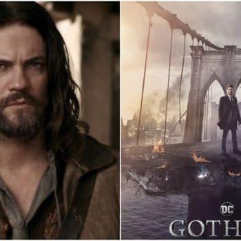 'Gotham' Season 5: Was Salem's Shane West Just Cast as a Certain Famous Bat-Breaker?