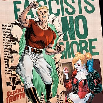 Fascists No More 25 Upcoming DC Comics Variant Covers from Guillem March Jim Lee Mark Brooks Jenny Frison and More