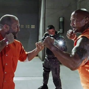 """Dwayne """"The Rock"""" Johnson Teases First Day of Hobbs And Shaw"""