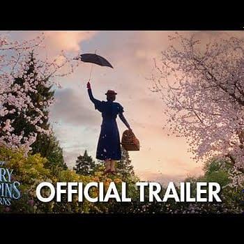 Disney Releases Full-Length Mary Poppins Returns Trailer