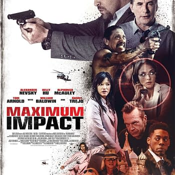 Bleeding Cool Exclusive: A Clip From Maximum Impact