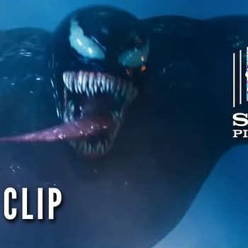Its Venom vs. the Cops in This New Clip