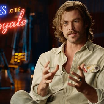 New Behind-the-Scenes Featurette for Bad Times at the El Royale