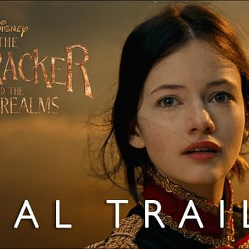 Final Trailer for The Nutcracker and the Four Realms
