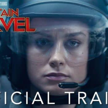 Marvel Studios' 'Captain Marvel' Trailer is FINALLY Here