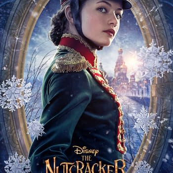 New TV Spot for The Nutcracker and the Four Realms