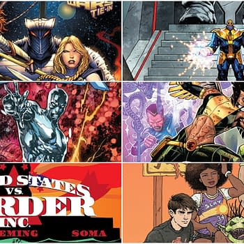 Comics for Your Pull Box September 5th 2018: Prepare for the Coming of the Asgardians of the Galaxy