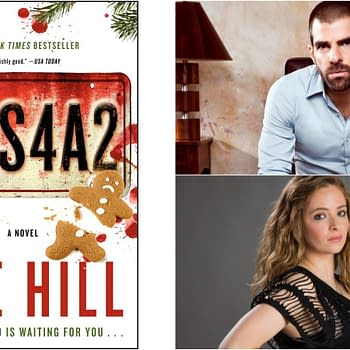 NOS4A2: Zachary Quinto Ashleigh Cummings to Lead AMC Series Adaptation