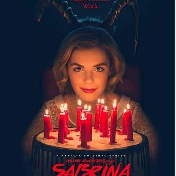 Chilling Adventures of Sabrina Drops New Poster Teases Possible Trailer Release