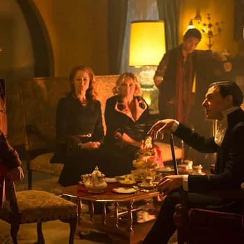 Chilling Adventures of Sabrina: Shipka on Sabrinas Strengths Aguirre-Sacasa Talks Dark Education