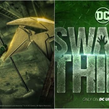 """DC Universe's Titans and Swamp Thing Shared Universe """"Not Mandated"""""""