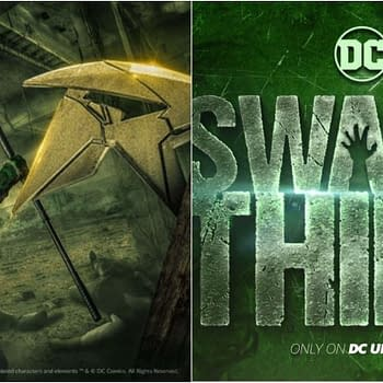 DC Universes Titans and Swamp Thing Shared Universe Not Mandated