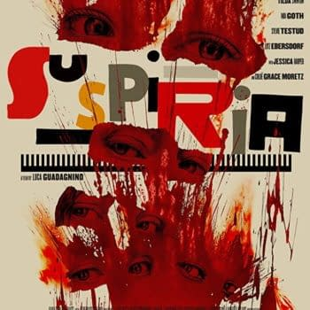 Suspiria Review: A Slow Moving But Wild Ride