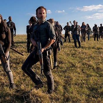 Andrew Lincoln: Ricks Falling Originally Set for The Walking Dead Season 8 Planned During Season 4