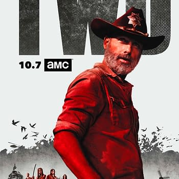 The Walking Dead Season 9 Key Art Synopsis: Tensions Rise While Whisperers Wait
