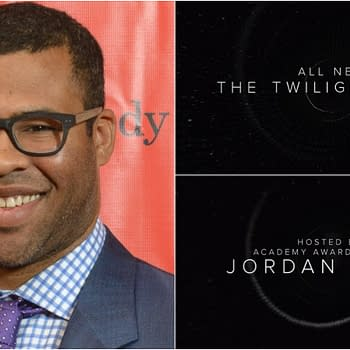 Jordan Peele to Host Narrate The Twilight Zone Revival for CBS All Access (TEASER)