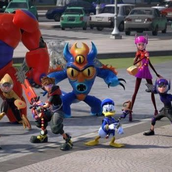 Take A Gander at Big Hero 6's San Fransokyo in Kingdom Hearts III
