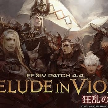 Final Fantasy XIV Patch 4.4 Releases New Dungeons Trials and Raids