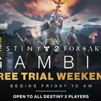 Destiny 2: Forsaken Brings Back the Gambit Free Trial Weekend