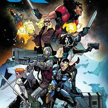 Ed Brisson and Dylan Burnett Relaunch X-Force with Original Lineup in December
