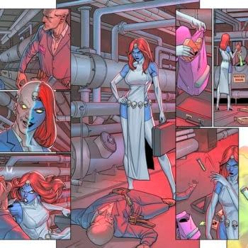 Mystique Poisons the Water Supply in X-Men Black First Look