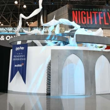 Relive the Magic Again at the Harry Potter Pensieve Experience at NYCC