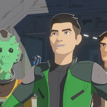 Star Wars Resistance Season 1 Finale No Escape: Part 2: Thats No Refueling Station&#8230 [SPOILER REVIEW]