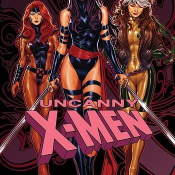Mark Brooks Stands Up for Breasts and Feet on Uncanny X-Men #1 Variants