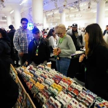 30 Photos From NYC's Patches & Pins Expo 2018