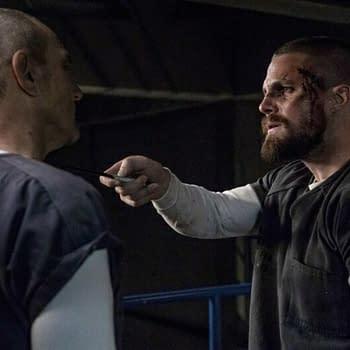Arrow Season 7 Episode 3 Preview: Crossing Lines