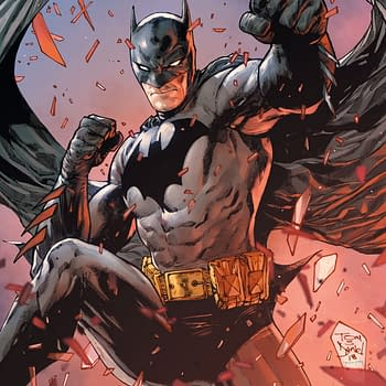 Constantine and Batman Team Up in January Will Everyone Keep Their Pants On