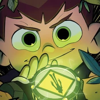 BOOM! Studios to Publish Another Middle-Grade Ben 10 OGN, For Science!