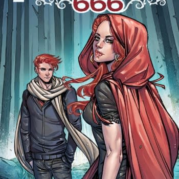 Cullen Bunn and Laura Braga Scare the Archie Universe with Blossoms 666 in 2019