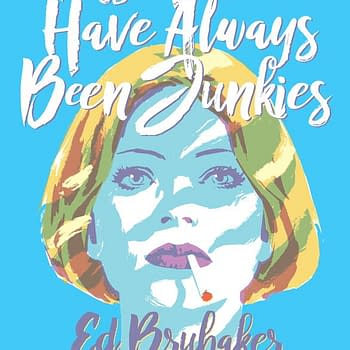 Ed Brubaker to Tour Country in Support of My Heroes Have Always Been Junkies