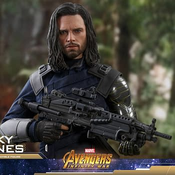 Bucky Barnes Avengers: Infinity War Hot Toys Release Coming in 2019