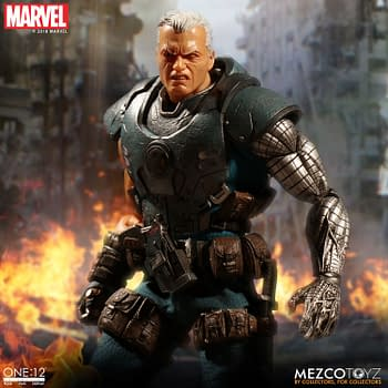 Cable One:12 Collective Figure Finally Up For Order Coming in Summer 2019