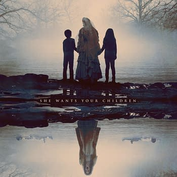 The Curse of La Llorona Gets First Poster Trailer Tomorrow