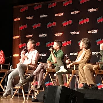 SuperMansion at NYCC: Even Though its Bad We Just Keep Doing it